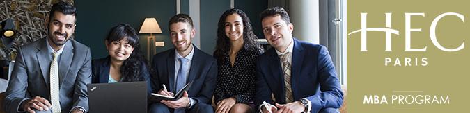 HEC MBA Program