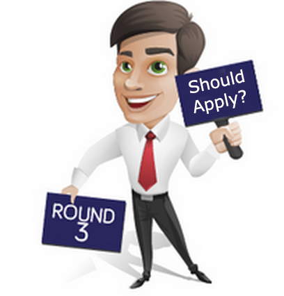 Should you apply in Round 3?
