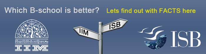 ISB or IIM? Which one is better for applying MBA.