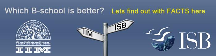 ISB or IIM? A Comparison Report (ISB vs. IIM)