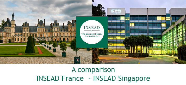 Insead France Vs Insead Singapore A Comparison