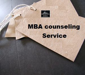 MBA Counseling service