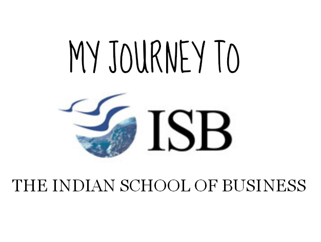 Success story: How I got into ISB