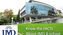 IMD Business School – Know the FACTS with detailed Information