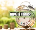 Why you should do MBA in Finance?