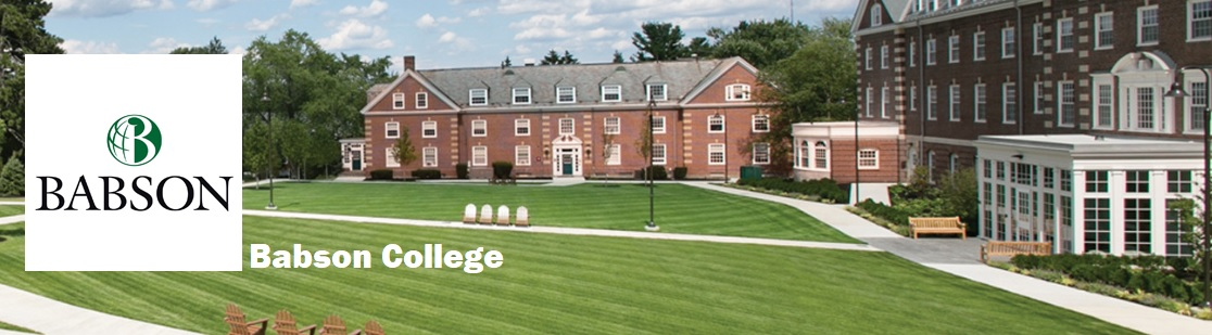 Babson MBA ADMISSIONS